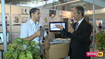 Interview video de m nacer sfar de plm systems au salon for Salon enova